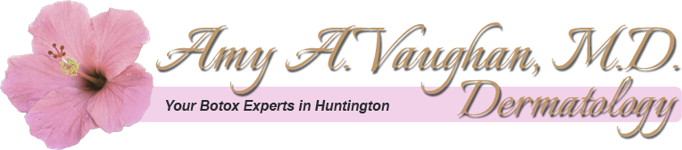 Botox Huntington WV Dr Amy Vaughan Logo